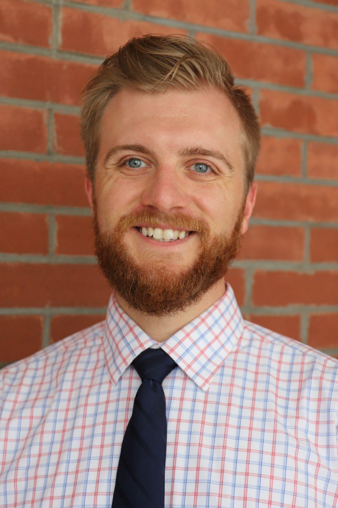 Alex McCandless, LPC-MHSP, SRAS